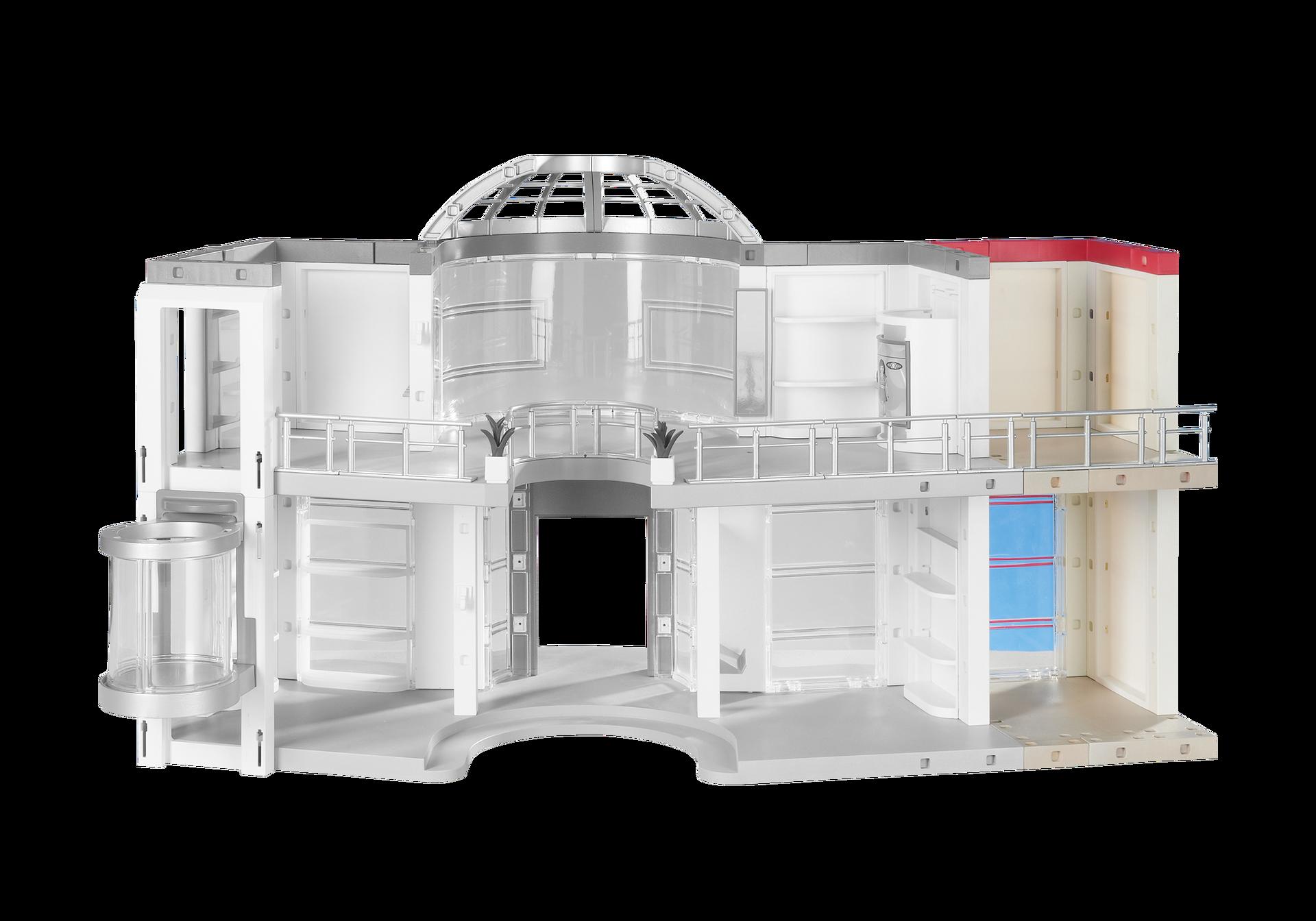 agrandissement pour le grand magasin am nag 6333 playmobil belgi. Black Bedroom Furniture Sets. Home Design Ideas