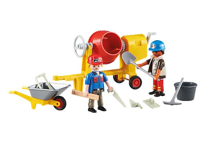 6339 2 Construction Workers