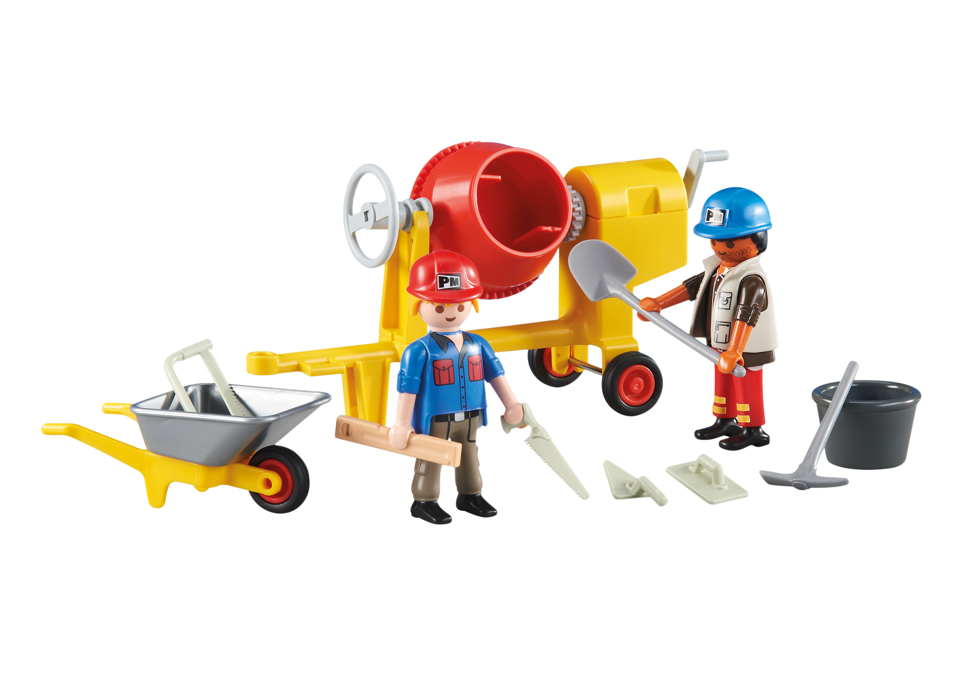 http://media.playmobil.com/i/playmobil/6339_product_detail/2 Construction Workers