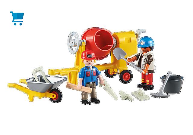 6339_product_detail/2 arbeiders met betonmolen