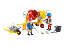 Playmobil 2 Construction Workers 6339
