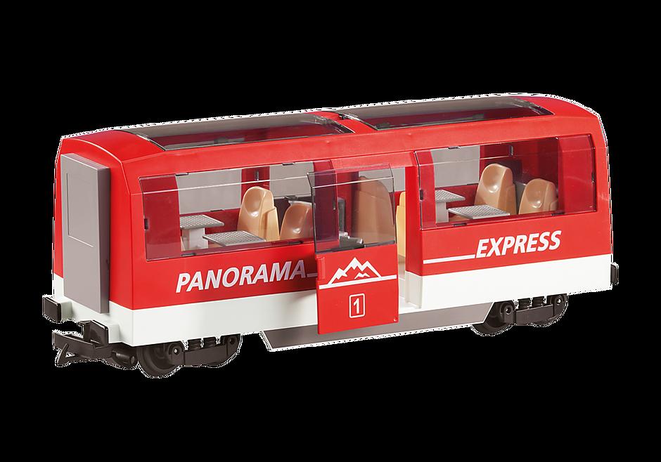 6342 Jernbanevogn til personer detail image 1
