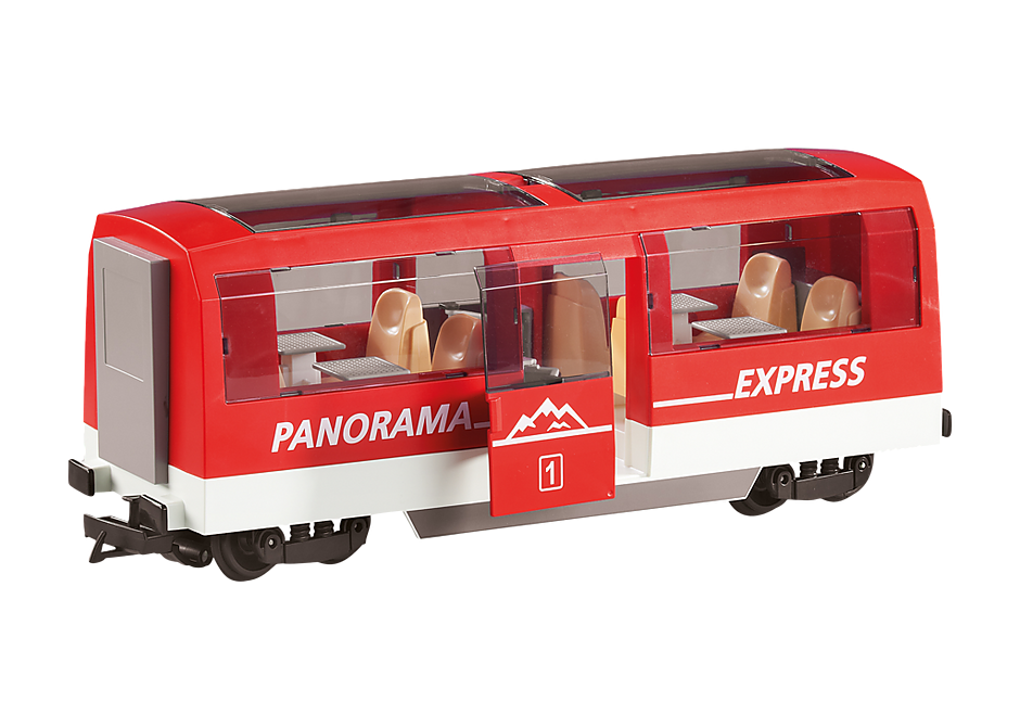 6342 Passenger Train Car detail image 1