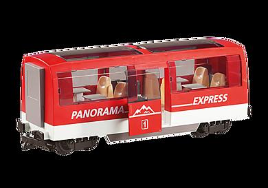 6342 Passenger Train Car