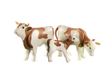 Playmobil 2 Cows With Calf 6356