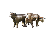 Playmobil 2 Cows With Calf 6357