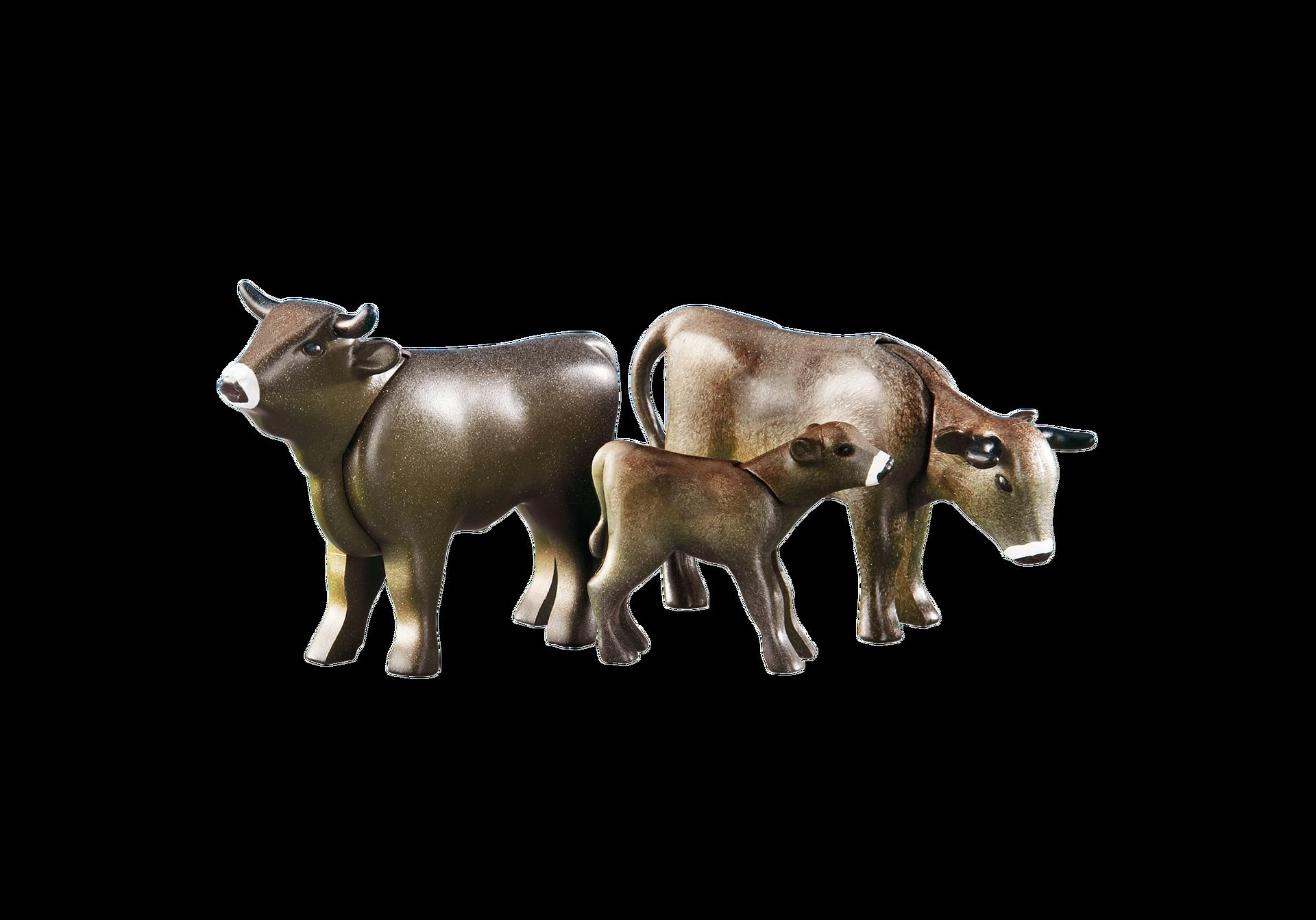 2 cows with calf 6357 playmobil united kingdom - Pferde playmobil ...