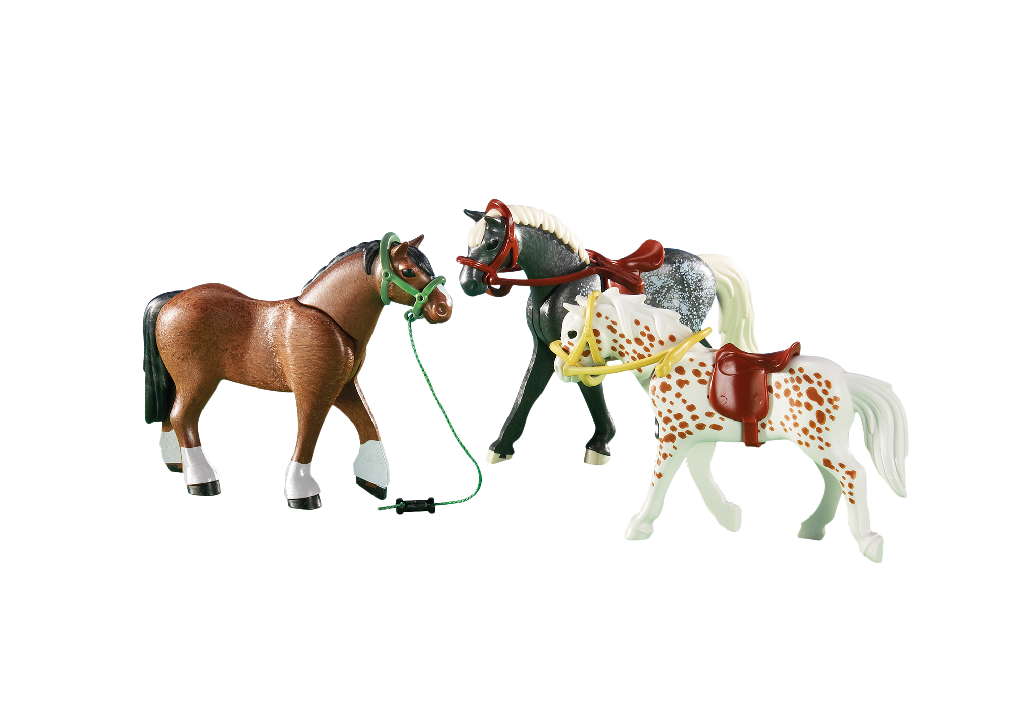 http://media.playmobil.com/i/playmobil/6360_product_detail/3 Caballos