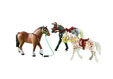 6360 3 Horses