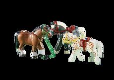 Playmobil 3 Horses 6360