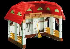 Playmobil Farm Equipment Shed 6368