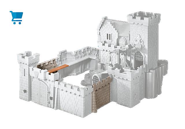 6371_product_detail/Extensão de parede para o Castelo dos Cavaleiros do Leão Real e o Castelo dos Cavaleiros do Falcão