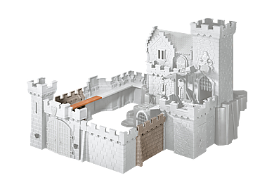 6371_product_detail/Wall extension for Royal Lion Knight's Castle and Hawk Knights'
