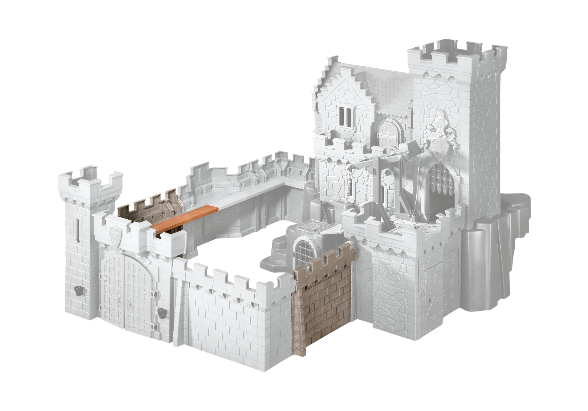 http://media.playmobil.com/i/playmobil/6371_product_detail/Wall extension for Royal Lion Knight's Castle and Hawk Knights'