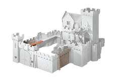 Playmobil Wall Extension For Royal Lion Knight's Castle And Hawk Knights' 6371