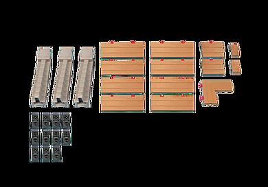 6372_product_detail/Muuraansluiting voor art 6000 en 6001 in de Knights speelwereld