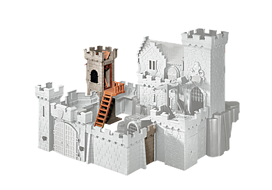 6373 Tower extension for Royal Lion Knight's Castle and Hawk Knights'