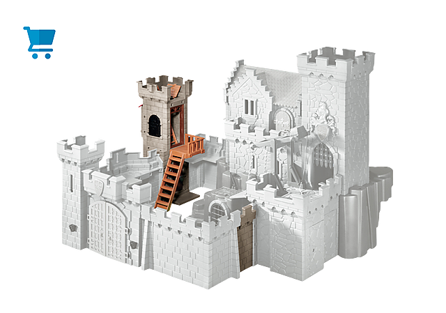6373_product_detail/Tower extension for Royal Lion Knight's Castle and Hawk Knights'
