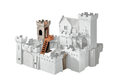 Playmobil Tower Extension For Royal Lion Knight's Castle And Hawk Knights' 6373