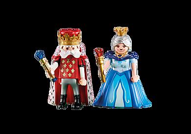 6378 Dronning og konge