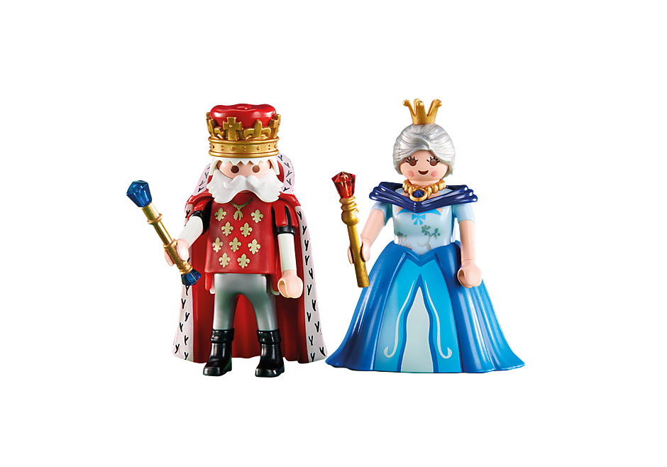 6378 Koning en Koningin detail image 1
