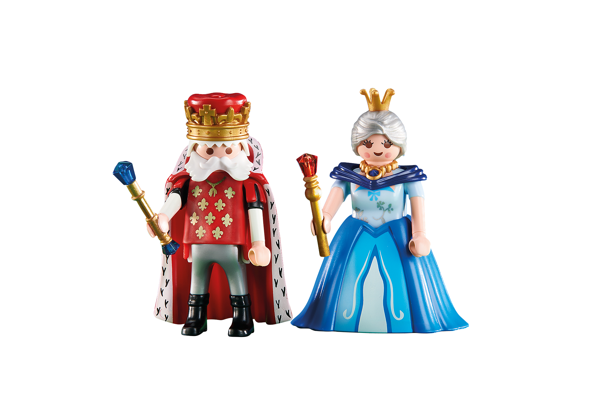 6378 Queen and King zoom image1