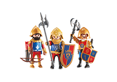 6379 Τρεις ιππότες του λιονταριού