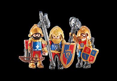 6379 3 Caballeros del León