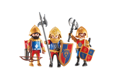 Playmobil 3 Lion Knights 6379