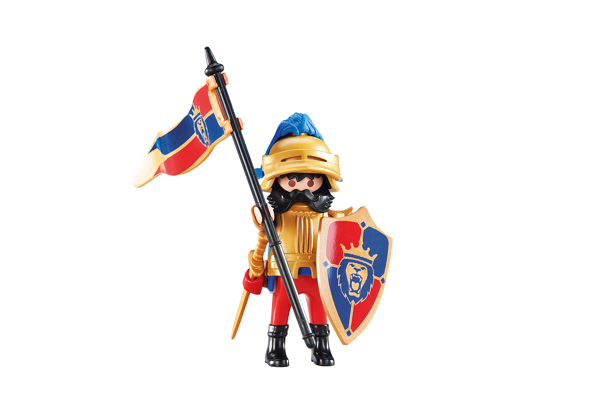 6380 Leader of the lion knights zoom image1
