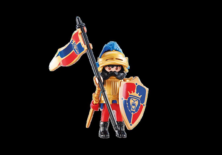 6380 Przywódca rycerzy herbu Lew detail image 1