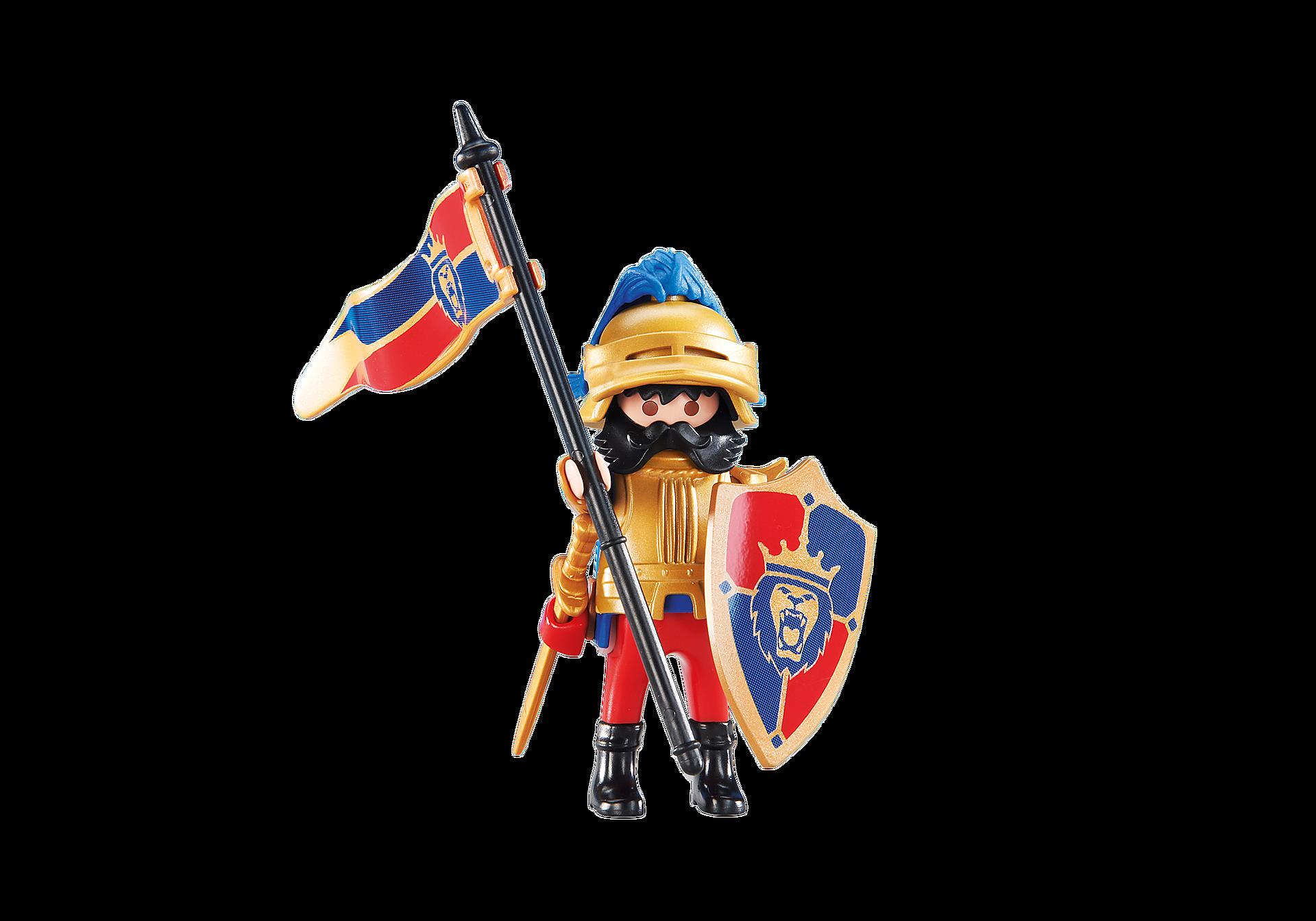 6380 Przywódca rycerzy herbu Lew zoom image1