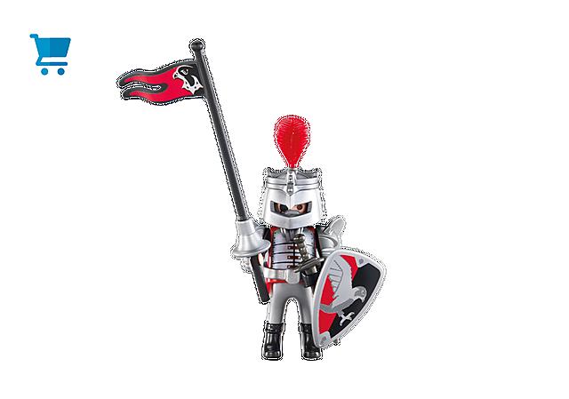 6382_product_detail/Przywódca rycerzy herbu Sokół