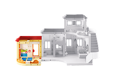 6386 Extension gym for Sunshine Preschool
