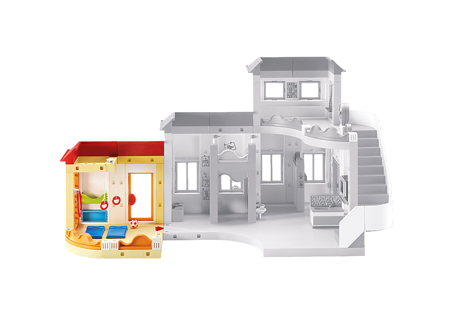 6386 Utbyggnad med gymnastiksal till förskolan detail image 1