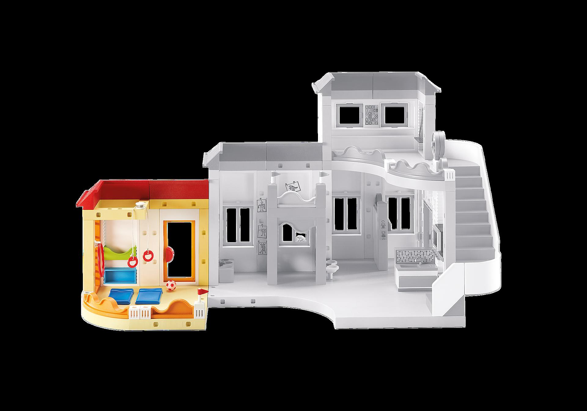 6386 Utbyggnad med gymnastiksal till förskolan zoom image1