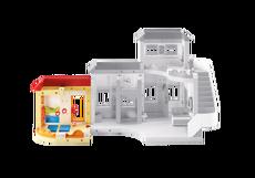 Playmobil Extension Gym For Sunshine Preschool 6386