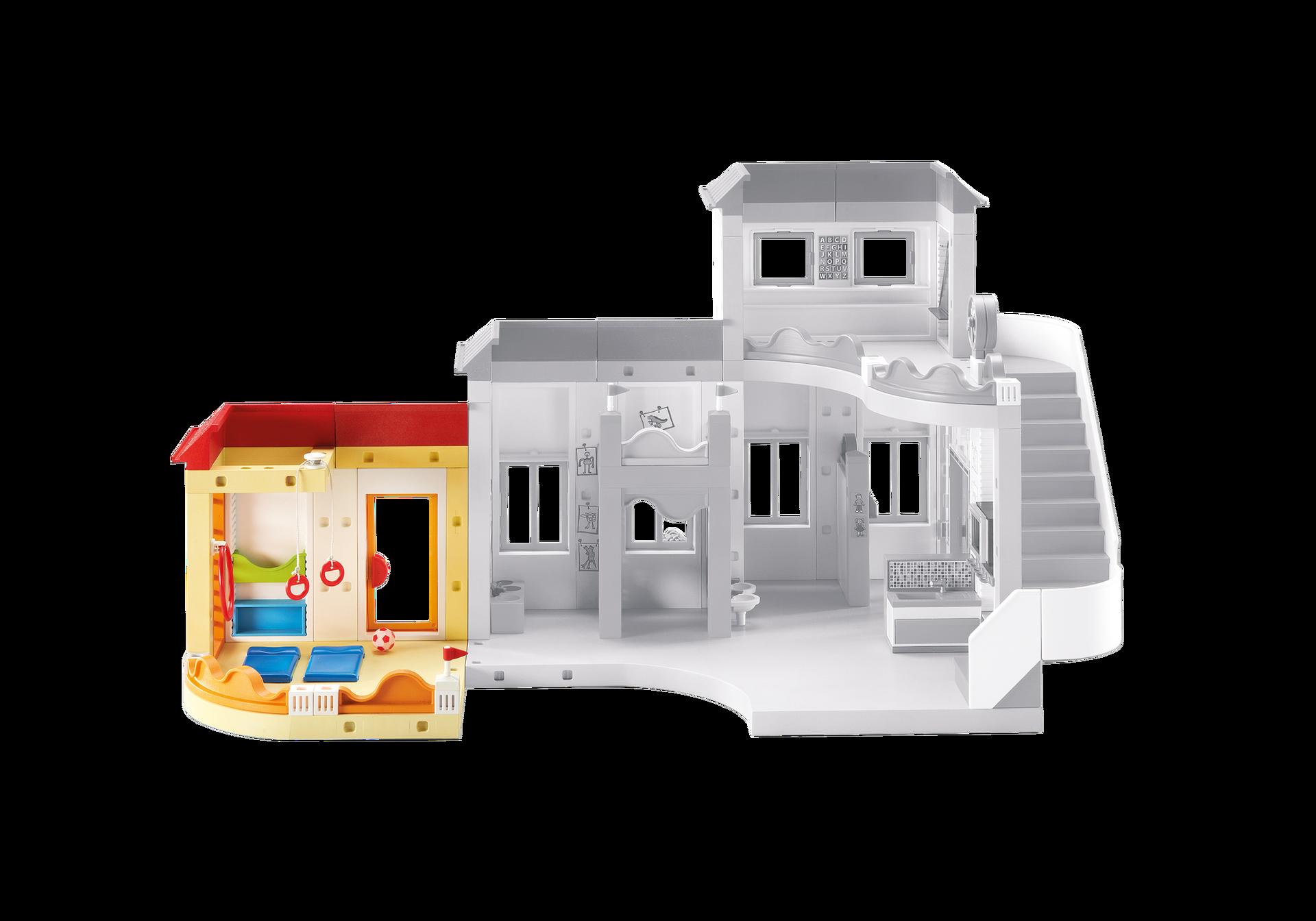 extensión gimnasio para guardería  6386  playmobil® españa