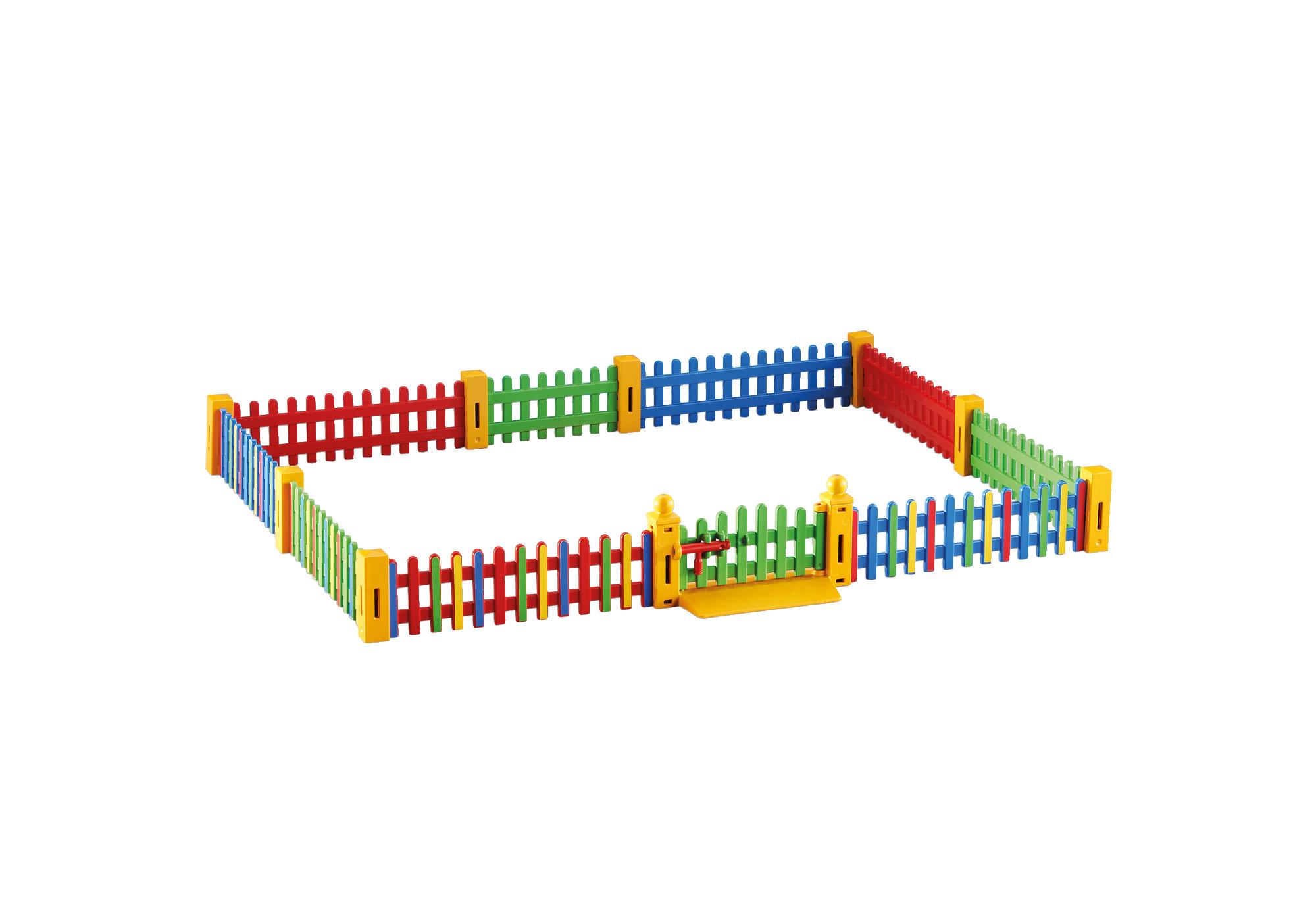 http://media.playmobil.com/i/playmobil/6387_product_detail/Omheining voor Kinderdagverblijf