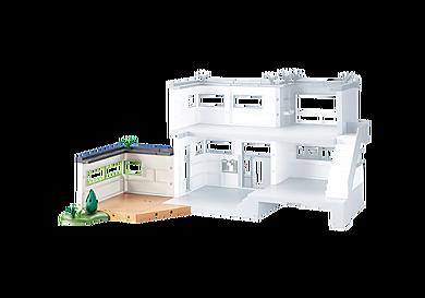 6389 Pièce supplémentaire pour maison moderne