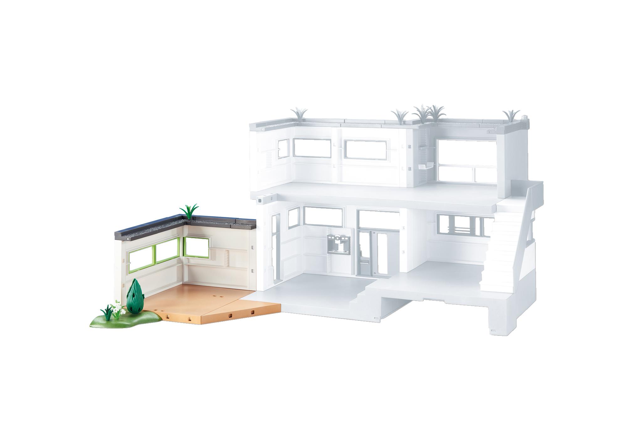 erweiterung für die moderne luxusvilla - 6389 - playmobil® deutschland, Wohnzimmer dekoo
