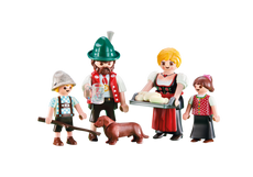 Playmobil Traditional Family 6395