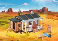 Playmobil Large Western Cabin 6410