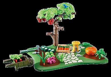 6417_product_detail/Potager avec fruits et légumes