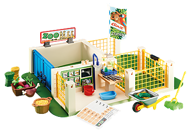 6425 Zoo Care Station