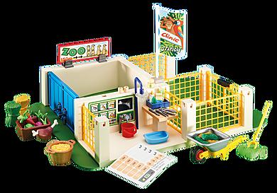 6425 Zoo-Pflegestation
