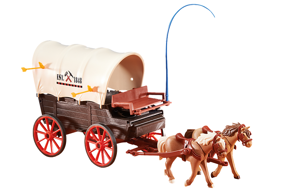 6426 Covered Wagon detail image 1