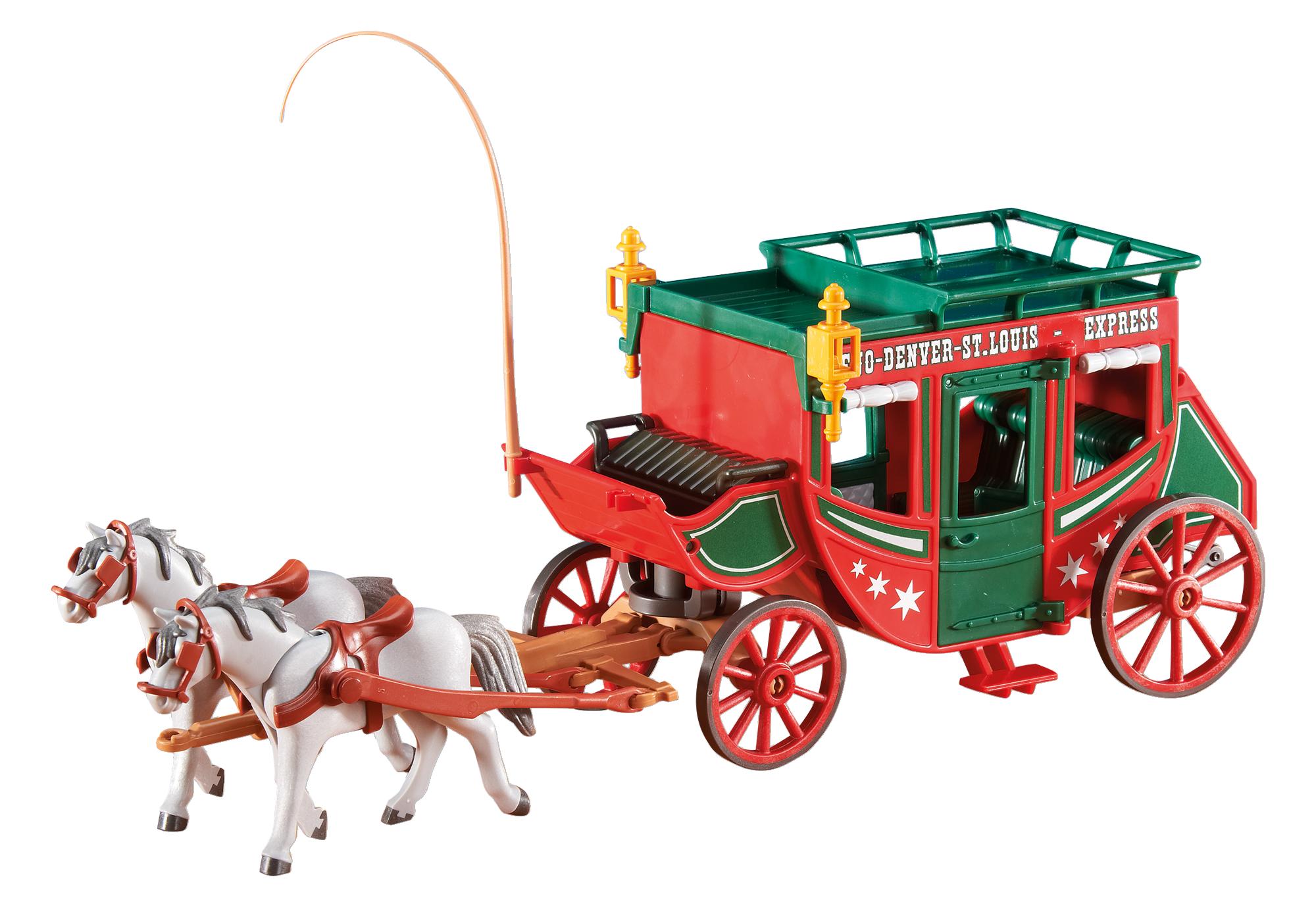 6429_product_detail/Άμαξα μεταφοράς με δύο άλογα