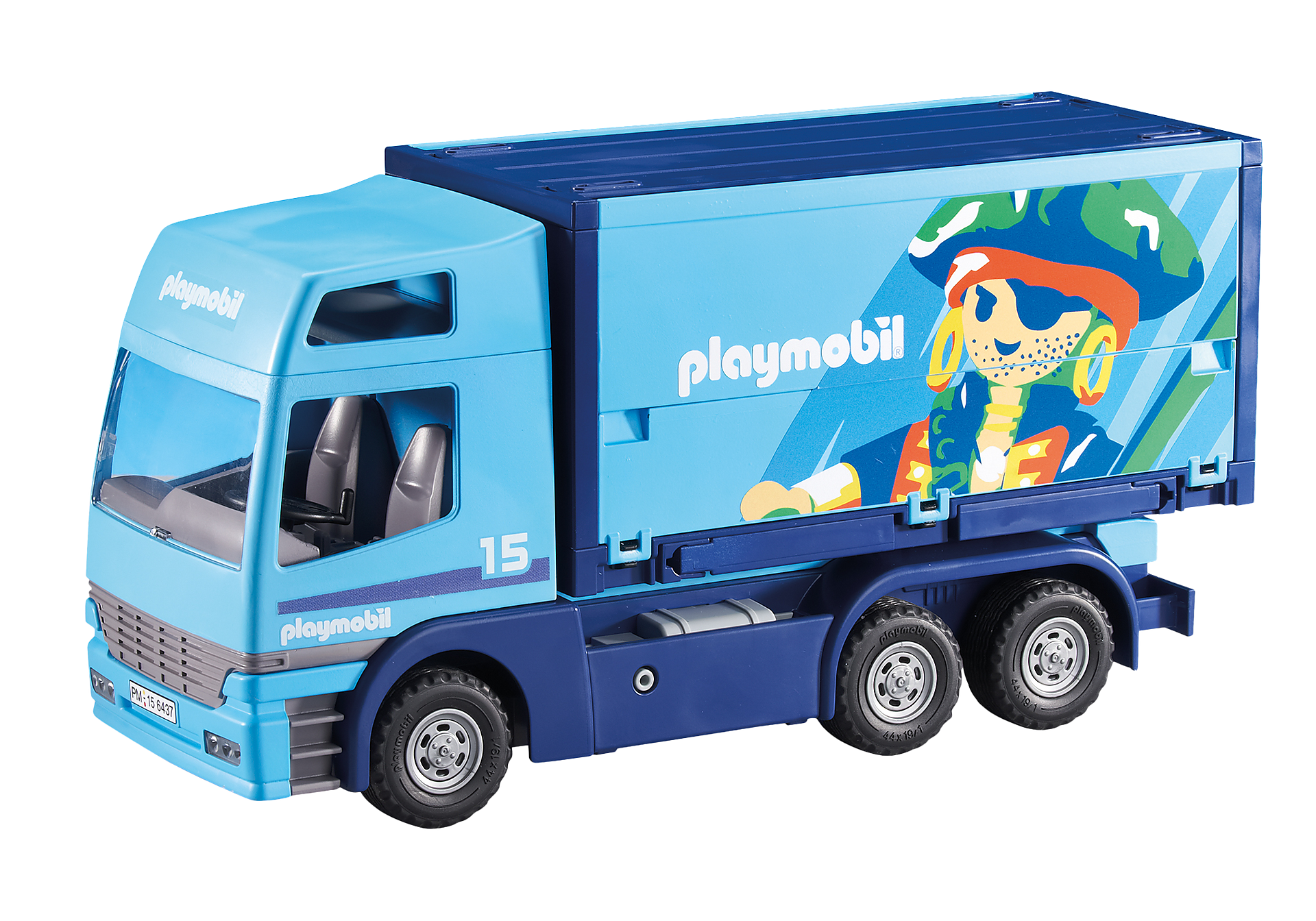 6437 PLAYMOBIL Truck zoom image1