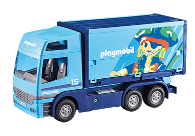 6437_product_detail/PLAYMOBIL Truck